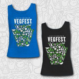 VegFest 2019 Tanks
